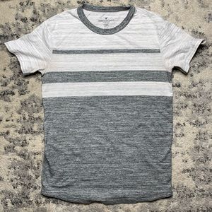 American Eagle Outfitters Shirts - AEO Color Block T-shirt
